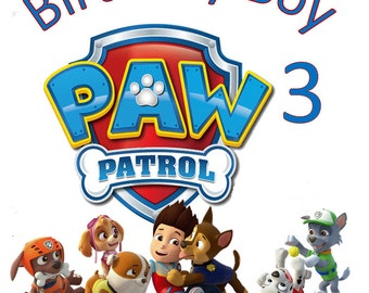 Gallery For > Happy 2nd Birthday PAW Patrol Clipart