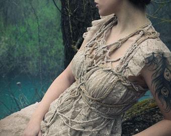 "Weddingdress ""Flora"", ROHMY Gold Label /// Couture /// Handmade /// Eden Collection"