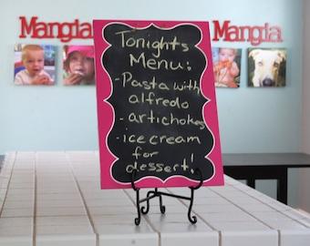 Chalkboard Sign Customizable