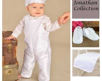 Save 10% on my Jonathan Christening Baptism Blessing Outfit Collection