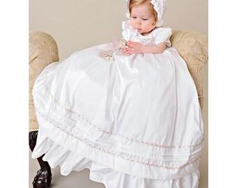 Jessa Christening Baptism Gown