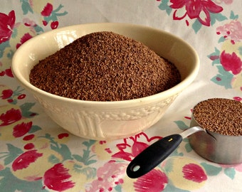 Crushed Walnut Shells for Pincushions - 8 Heaping Cups