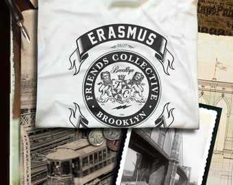 Erasmus Brooklyn N.Y.  T-shirt
