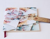 Kaleidoscopic Pattern A5 Size Notebook