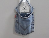 XL cell phone charger, iPhone 6, 6  Plus, Levi's, docking station, phone charging pouch