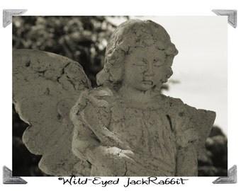 Abandoned Angel - Cemetery Angel - Angel
