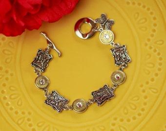 Bullet Jewelry - Fluttering Wings/ Butterfly Bullet Bracelet (40)