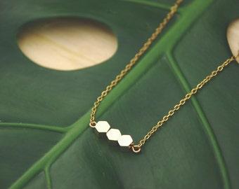Orion's Belt Necklace