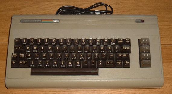 Commodore 64 USB Keyboard