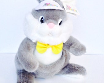 Vintage Easter Bunny Plush