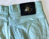 Vintage Authentic Versace High Waisted Jeans L
