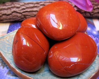 Red Jasper Healing Stones, Protection, Remove Negative Energies, Cleansing, Stabilizes The Aura