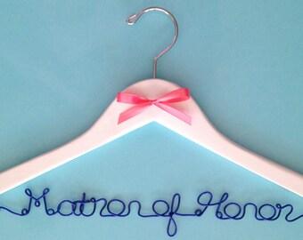 Matron of Honor Hanger
