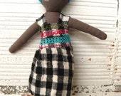 Handmade  cottondoll