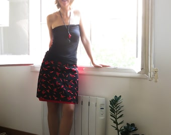 Chilli - Skirt by Blanca Condeminas