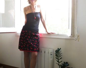 Chilli - Skirt by Blanca Condeminas