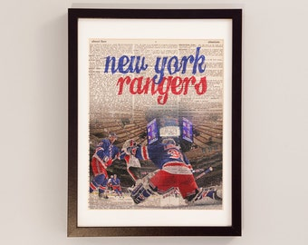 "Shop ""new york rangers"" in Art & Collectibles"