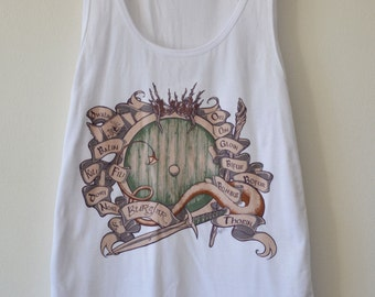 Unexpected Journey, Hobbit, Lord of The Rings-- Tank Top--Women's