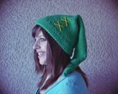 ANY SIZE Link Legend of Zelda Inspired Hat