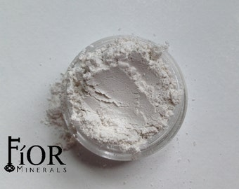 WHITE LIGHTS ~ Vegan Pure Mineral Eyeshadow  ~ All Natural Gluten Free Loose Mineral Powder