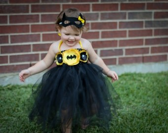 Baby Batgirl Costume