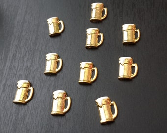 Beer Floating Charm for Floating Lockets-Gift Ideas