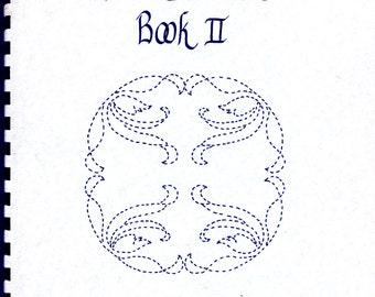 New Stitches Book II: Original Quilting Designs by Dianna Vale