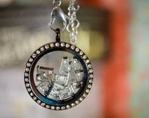 popular items for origami owl charms on etsy