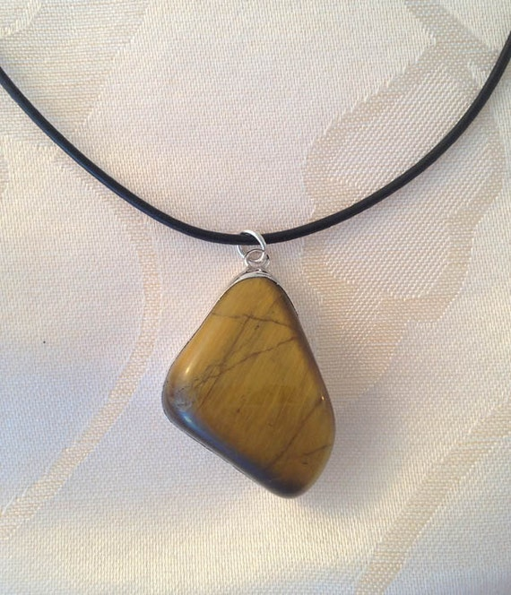 tiger eye gemstone pendant tigers eye jewelry tigers by