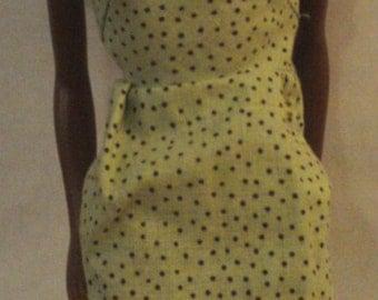 Off Shoulder Barbie Dress