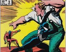 Web Of Spider-Man #9: December 1985