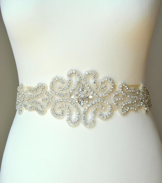 sale wedding dress sash belt luxury bridal sash