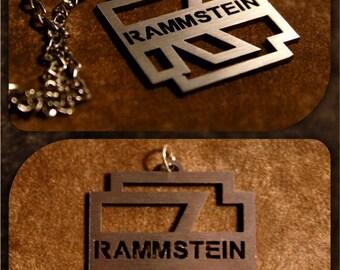 Custom Keychain-Rammstein    - Rock Music