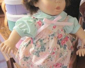 Gi Go Funny Face Girl Doll