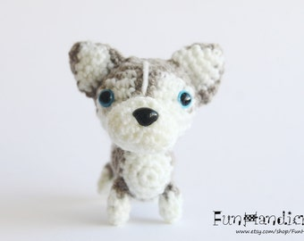 Amigurumi Legs Tutorial : Popular items for puppy stuffed animal on Etsy