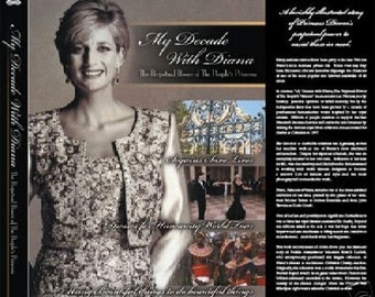 """Princess Diana Couture  """" My Decade With Diana"""" by M.R. Dunkel"""