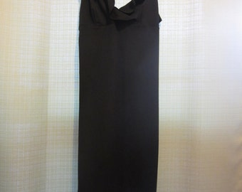 Vintage 90s little black dress