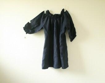 LINEN BLOUSE / womens linen clothing / summer / made in australia / pamelatang