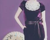 Ritzgerald Velvet & Croch...