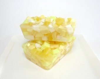 Banana Soap, Glycerin Soap, Fruit Soap, Childrens soap, Food Soap, Soap for Kids, Kids Soap, Gift, Handmade Soap, Dessert Soap