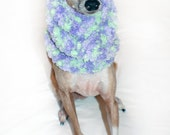 Italian Greyhound (Small Dog) Snood or Neck Warmer in Sully