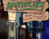 The Haunted Apothecary   Recipes for Witches, Wizards, & the Pursuit of Wellbeing   Halloween, Samhain, Herbalism, Herbology, Hogwarts