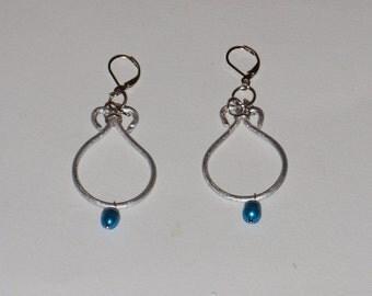 Princess Pearl Earrings