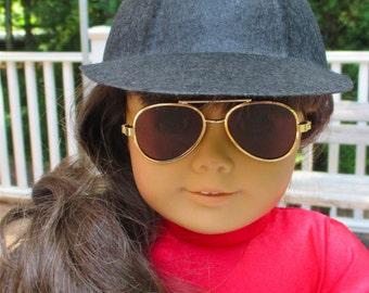 AG Baseball Cap & Sunglasses with toys