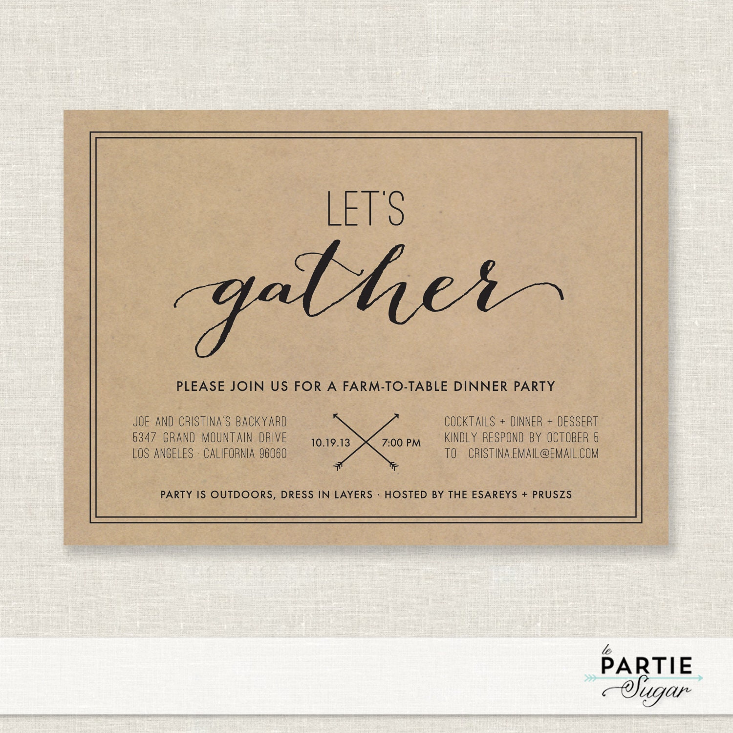 This is a graphic of Modest Free Printable Dinner Invitations