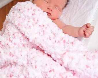 """Newborn Baby Blanket 10 Colors Soft Photography Prop Photo Prop Newborn Baby Girl Blanket Newborn Baby Boy Blanket Cotton Candy 33"""" x 33"""""""