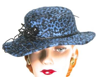 ON SALE HALLOWEEN, Halloween Hat, Spider Hat, Halloween Mini Hat