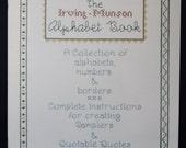 Irving-Munson Alphabet Book # 5
