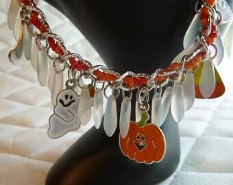 Ghostly Dagger Bracelet