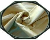Pearl Biege Pure Silk Dupioni Indian Fabrics, Designer Silk Fabric, Dupion Silk Fabric, Wholesale Indian Silk Fabric, Beige Dupioni Silk